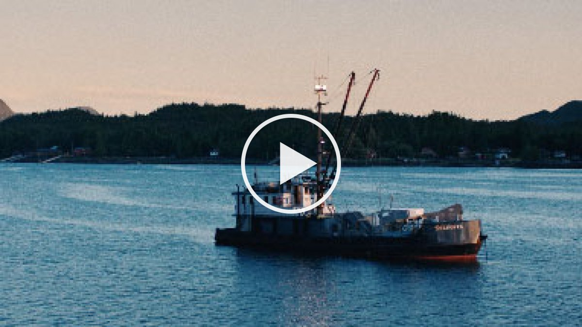 The Youngest Captain on the Bering Sea