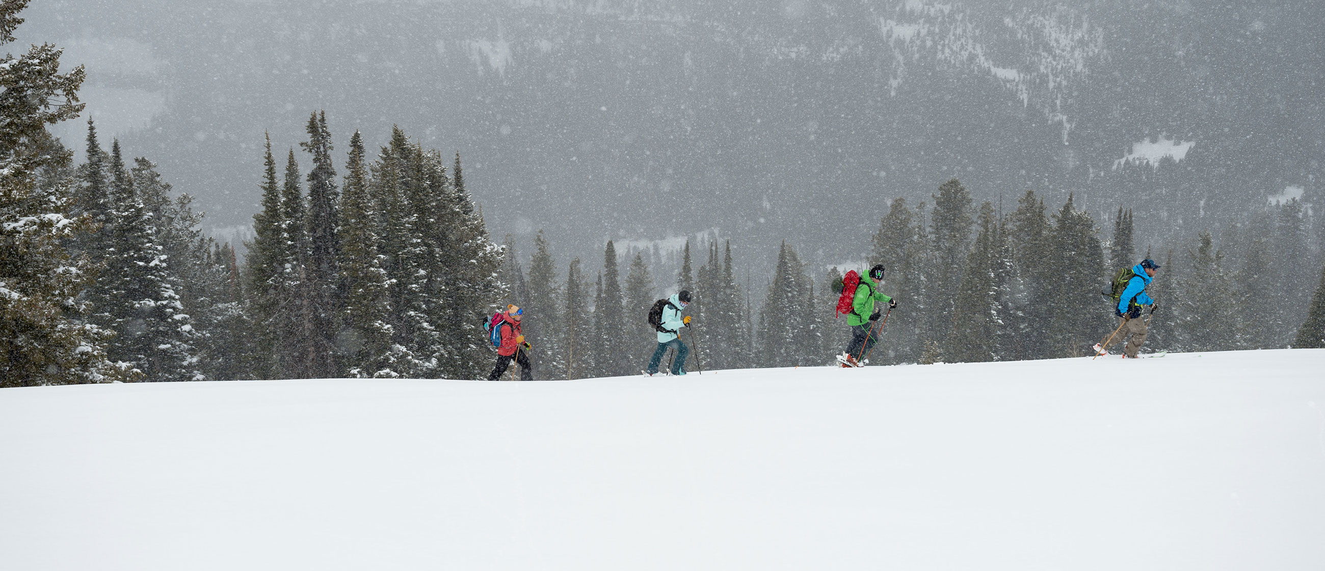 The Powder Police: Keeping the Backcountry Safe