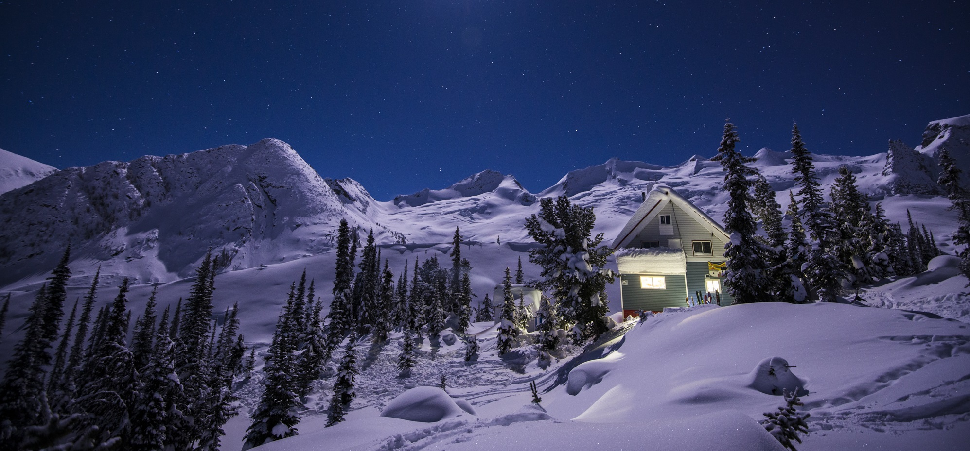 Solid Shelter for Backcountry Touring: An Overview of Yurts and Huts